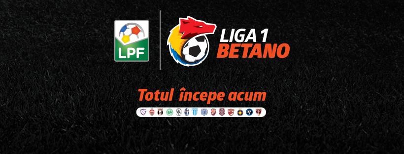 Liga 1 Betano revine în forță! Vezi toate meciurile în direct pe internet